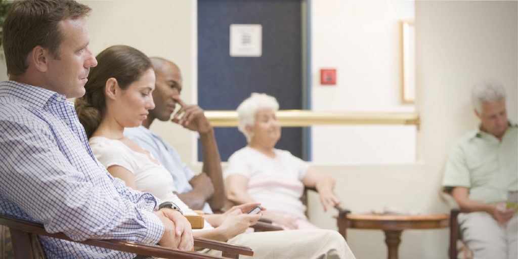 Improve patient care and the customer experience.