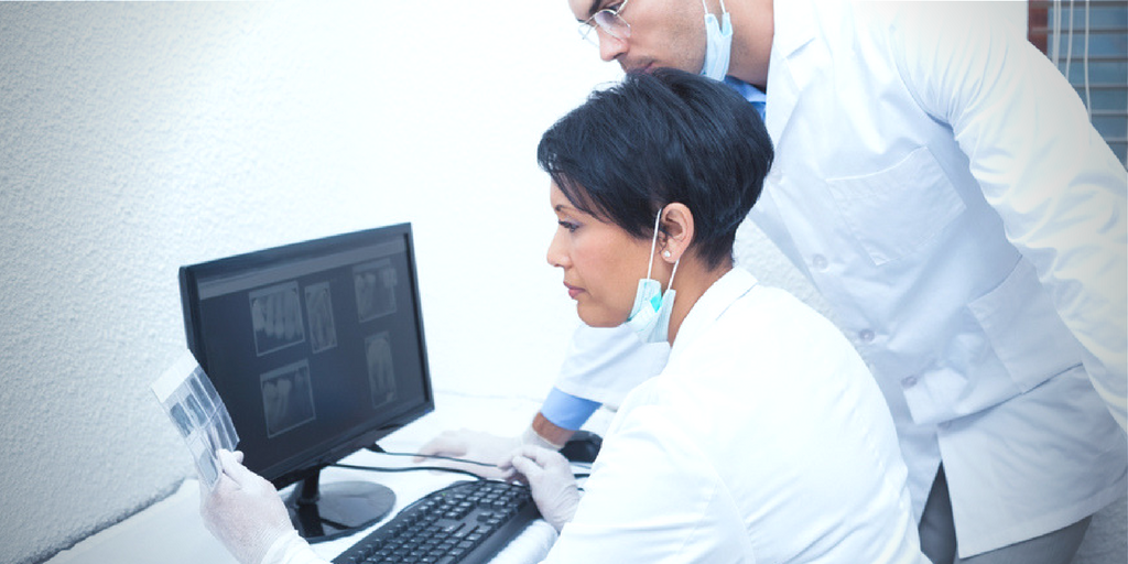 Cloud-based technology helps dentists manage all aspects of their practice, even x-rays and imaging.